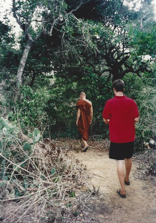Forest monk 4