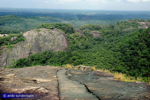 Sithulpawwa view
